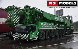 Liebherr LTM1750 James Jack Lifting angekündigt!