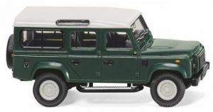 Land Rover Defender 110 - keswick, green