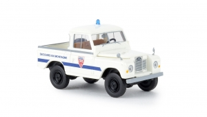 Land Rover 88 Hardtop Police CRS