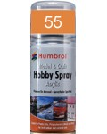 55 Humbrol Acryl-Spray Bronze metallic