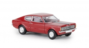 Ford Taunus Coupe GT rot