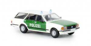 Ford Granada II Turnier Polizei