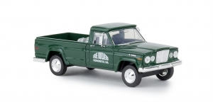 Jeep Gladiator A  Erie Builders (USA) ,