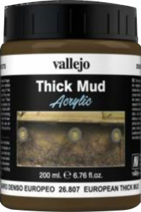 Thick Mud European 200 ml