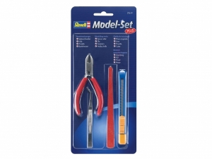 Model-Set Plus Bastelwerkzeuge, Revell