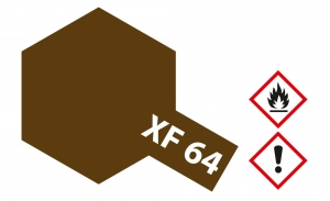 XF-64 Rot-Braun matt, red brown matt