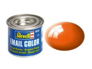 30 Revell Color Email Orange Glänzend