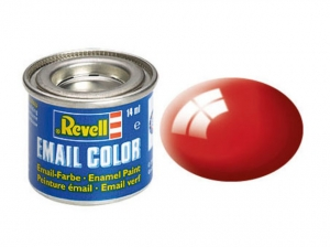 31 Revell Color Email Feuerrot Glänzend