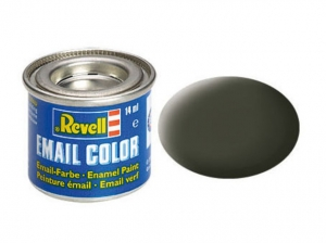 42 Revell Color Email Oliv-Gelb Matt
