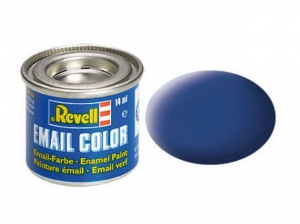 56 Revell Color Email Blau Matt