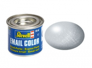 99 Revell Color Email Aluminium Metallic