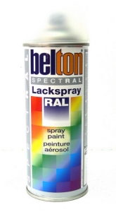Klarlack matt, Belton Spray