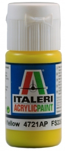 IT Acrylfarbe Insignia Gelb, matt