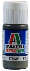IT Acrylfarbe Grau RLM02
