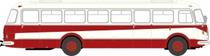 JZS Jelcz 043 Bus weiss,rot