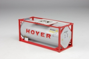 ISO tankcontainer - Hoyer