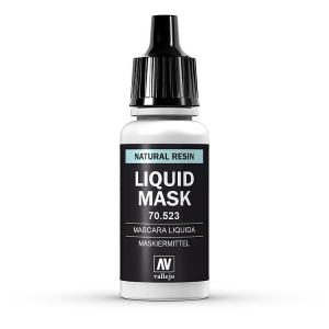 Vallejo Model Color 197 Maskiermittel - Liquid Mask