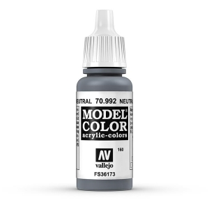 Vallejo Model Color 160 Neutralgrau - Neutral Grey