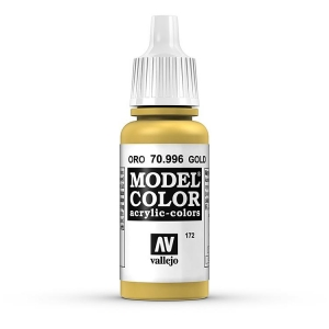 Vallejo Model Color 172 Gold - Gold
