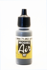 Vallejo Model Air 052 Anthrazit Grau - Anthracite Grey