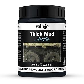 Thick Mud Black 200 ml
