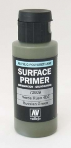 Vallejo Grundierung Surface Primer - Russian Green