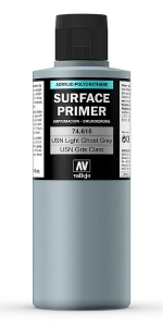 Vallejo Grundierung Surface Primer Acrylic - USN Light Ghost Grey