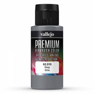 Grau, Matt, 60 ml