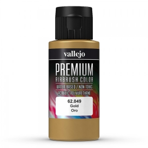 Gold, Metallic, 60 ml
