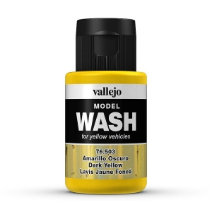 Model Wash 503 Dark Yellow - gelb