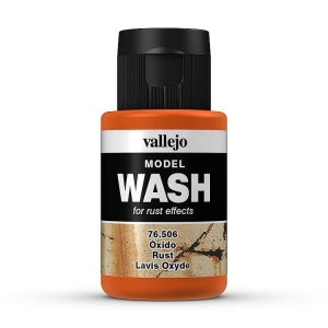 Model Wash 506 Rust - rost