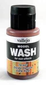 Model Wash 507 Dark Rust - stark rost