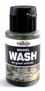 Model Wash 512 Dark Green - grün