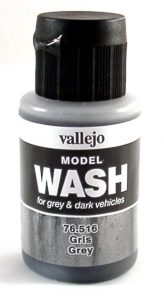 Model Wash 516 Grey - grau
