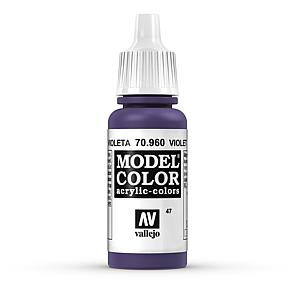 Vallejo Model Color 047 Blauviolett - Violet