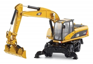 Cat M318D Wheeled Excavator - Mobilbagger