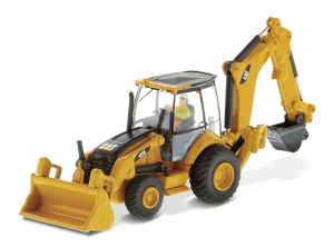 Cat 450E Backhoe - Löffelbagger