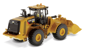 Cat 972M Wheel Loader - Radlader