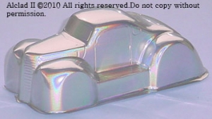 ALC205 Hologramatic Chrome