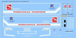 GM Internationale Transporte, EurokofferSZG, Scania 144 TL