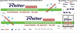 Spedition Reiter,