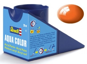30 Revell Aqua Color Orange Glänzend