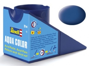 56 Revell Aqua Color Blau Matt