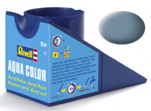 57 Revell Aqua Color Grau Matt