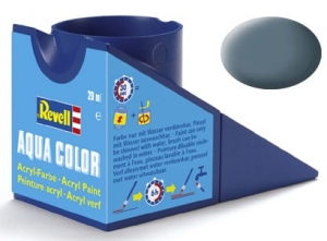 79 Revell Aqua Color Blaugrau Matt