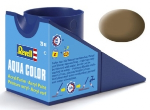 82 Revell Aqua Color Dark-Earth Matt