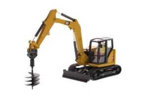 Cat 308 CR Mini Hydraulic Excavator - Next Generation