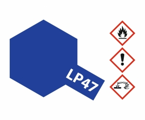 LP-47 Perl-Blau glzd. 10ml