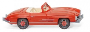 MB 300 SL Roadster - orange
