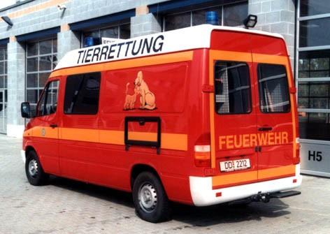 Tierrettung Dresden